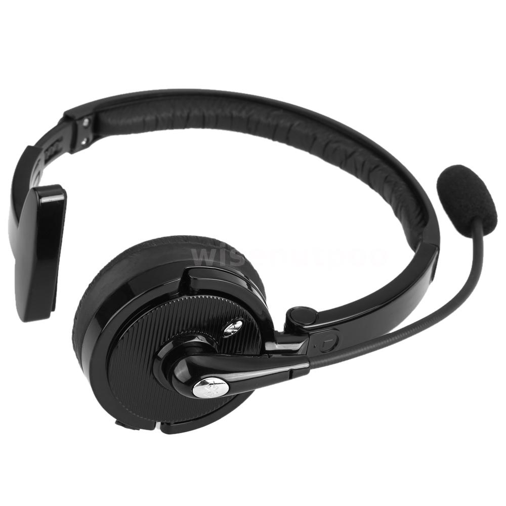 BH-M10B Bluetooth Headset Mono Multi-point Headphone For Truck Driver PS3 NI2A